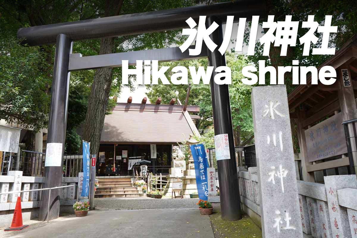 高円寺「氷川神社」トップ画像