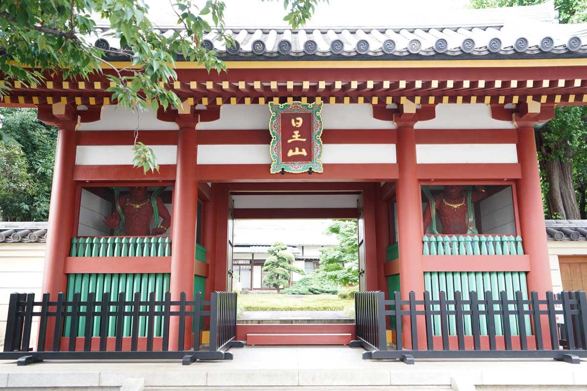長仙寺山門