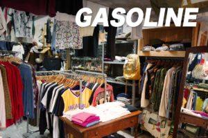 高円寺古着屋「GASOLINE」