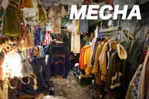 高円寺古着屋「MECHA」