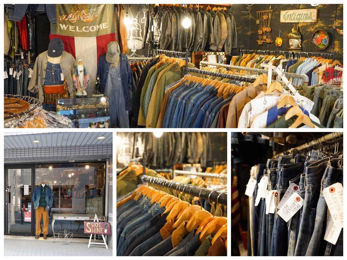 高円寺古着屋「D clothing(ディークロージング)」Mens vintage clothing shop in Koenji ,Tokyo