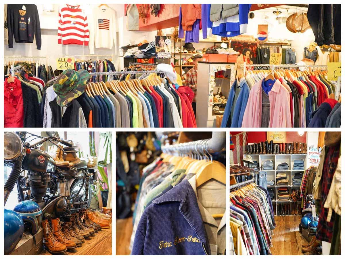 高円寺古着屋「SALERS「セーラーズ」」Vintage clothing shop in Koenji ,Tokyo