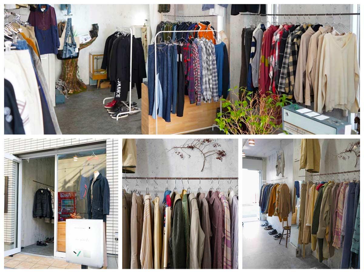 高円寺古着屋「The words(ザワーズ)」Vintage clothing shop in Koenji ,Tokyo