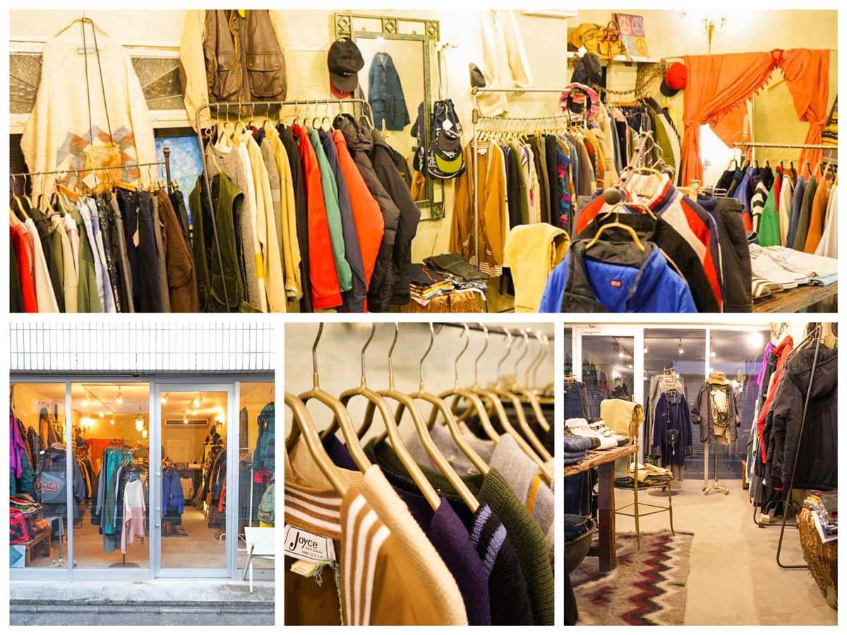 東京-高円寺の古着屋「liberal(リベラル)」Vintage Clothing Shop In Koenji Tokyo