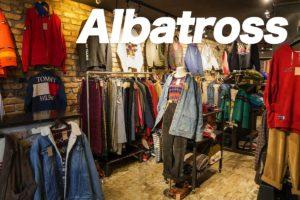 高円寺古着屋「Albatross(アルバトロス)」