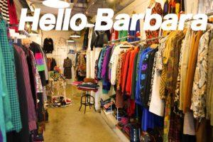 高円寺古着屋「Hello Barbara(ハローバーバラ)」