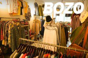 高円寺の古着屋さん「BOZO(ボゾ)」
