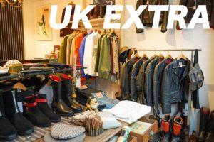 東京高円寺の古着屋さん「UK EXTRA(ユーケーエクストラ)」
