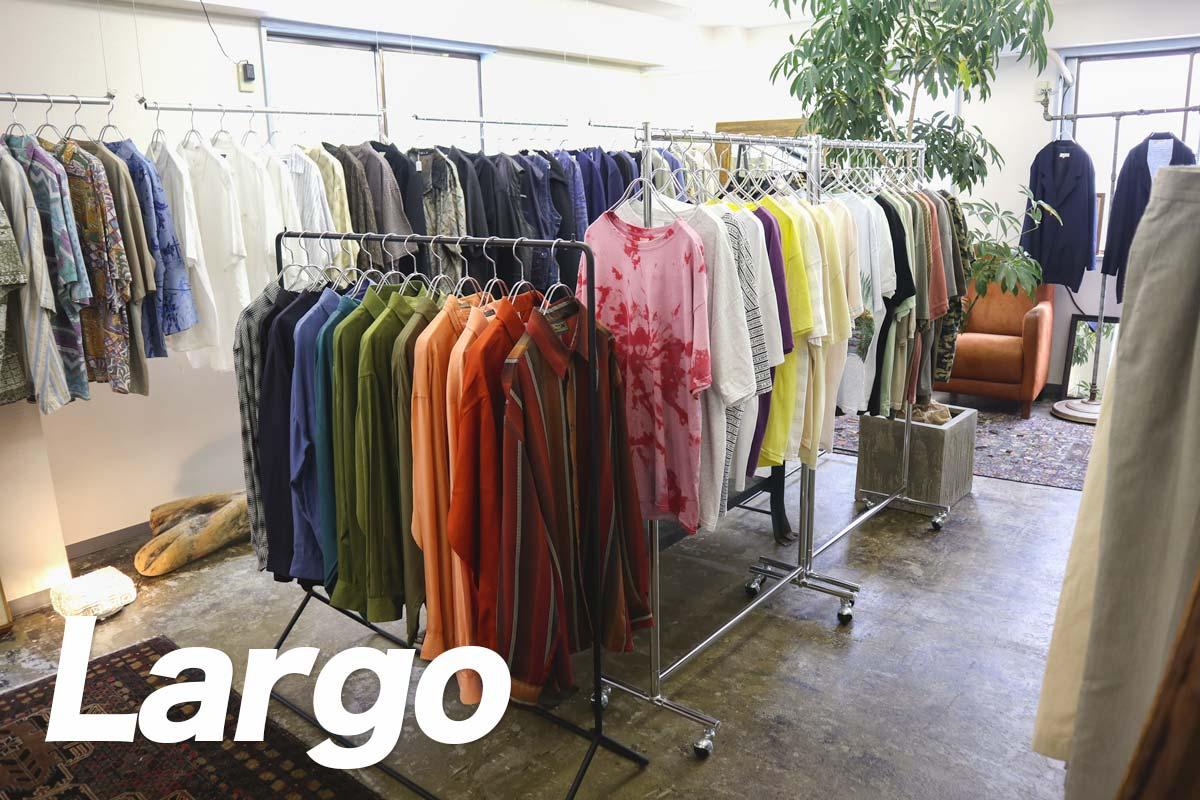 Largo(ラルゴ)東京-高円寺の古着屋