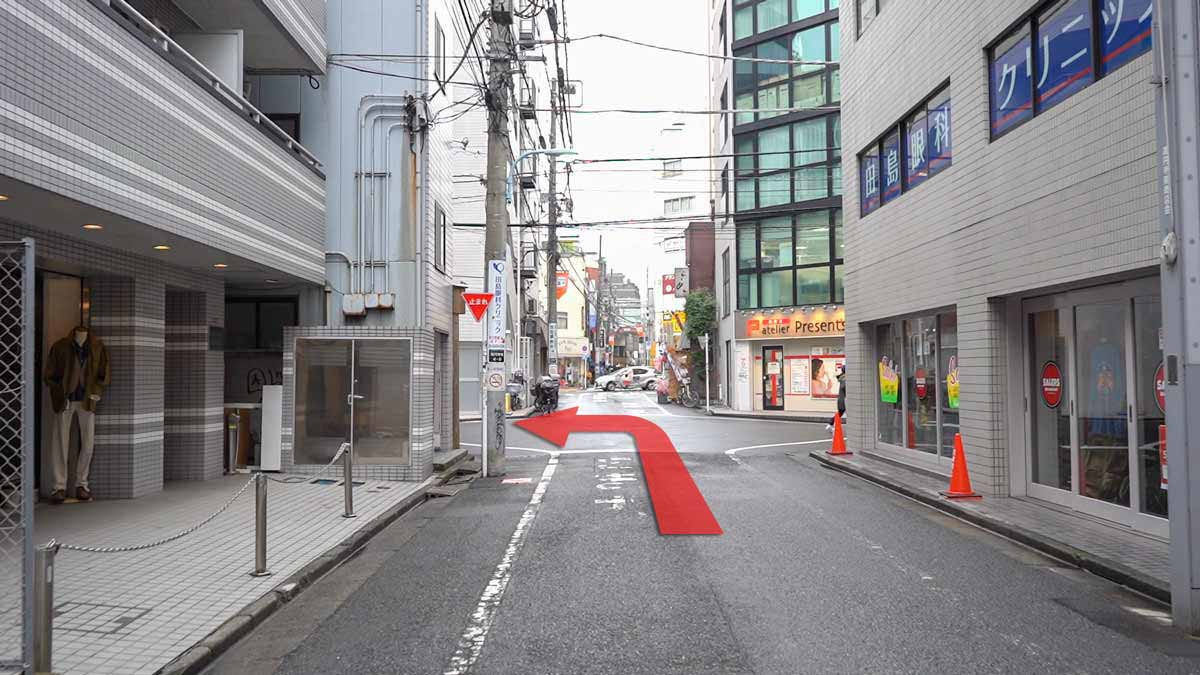 高円寺の古着屋巡りおすすめルート画像10