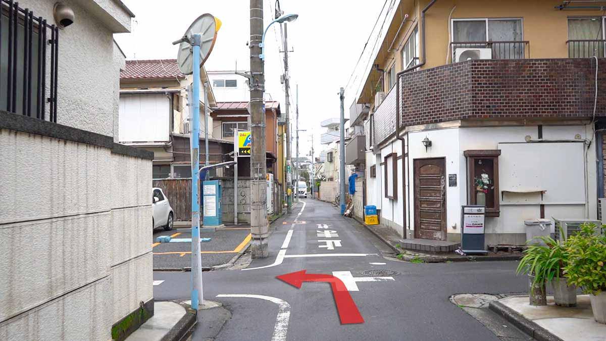 高円寺の古着屋巡りおすすめルート画像24