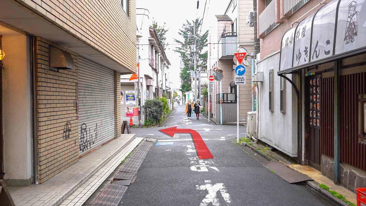 高円寺の古着屋巡りおすすめルート画像25