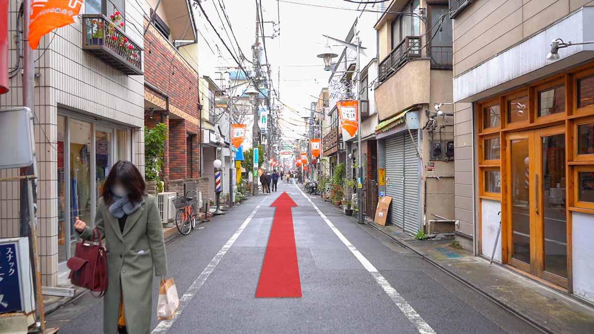 高円寺の古着屋巡りおすすめルート画像26