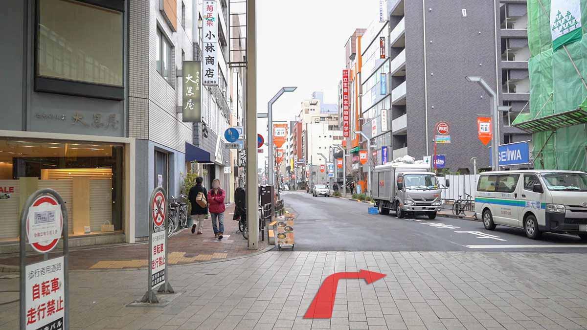高円寺の古着屋巡りおすすめルート画像30