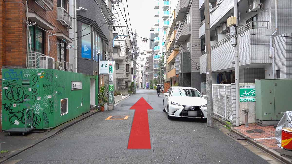 高円寺の古着屋巡りおすすめルート画像6
