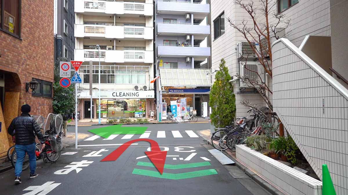 高円寺の古着屋巡りおすすめルート画像8